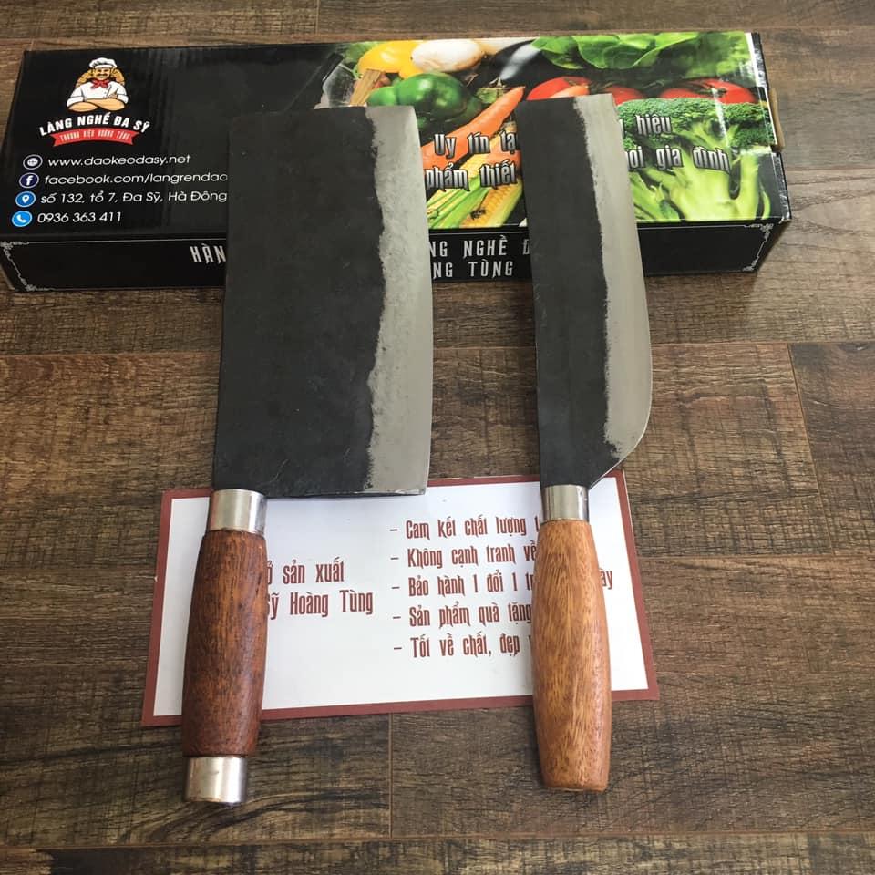 dao chặt gà nhip xe và dao thai